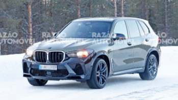 fotos-espia BMW X5 M
