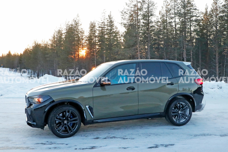 Fotos-espia BMW X5 M