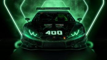 Lamborghini Huracán GT3 #400