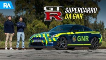 nissan gt-r da GNR