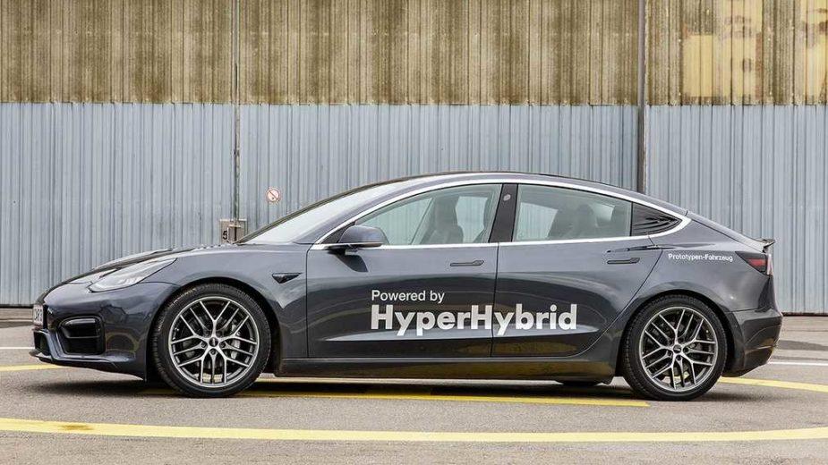 tesla model 3 HyperHybrid