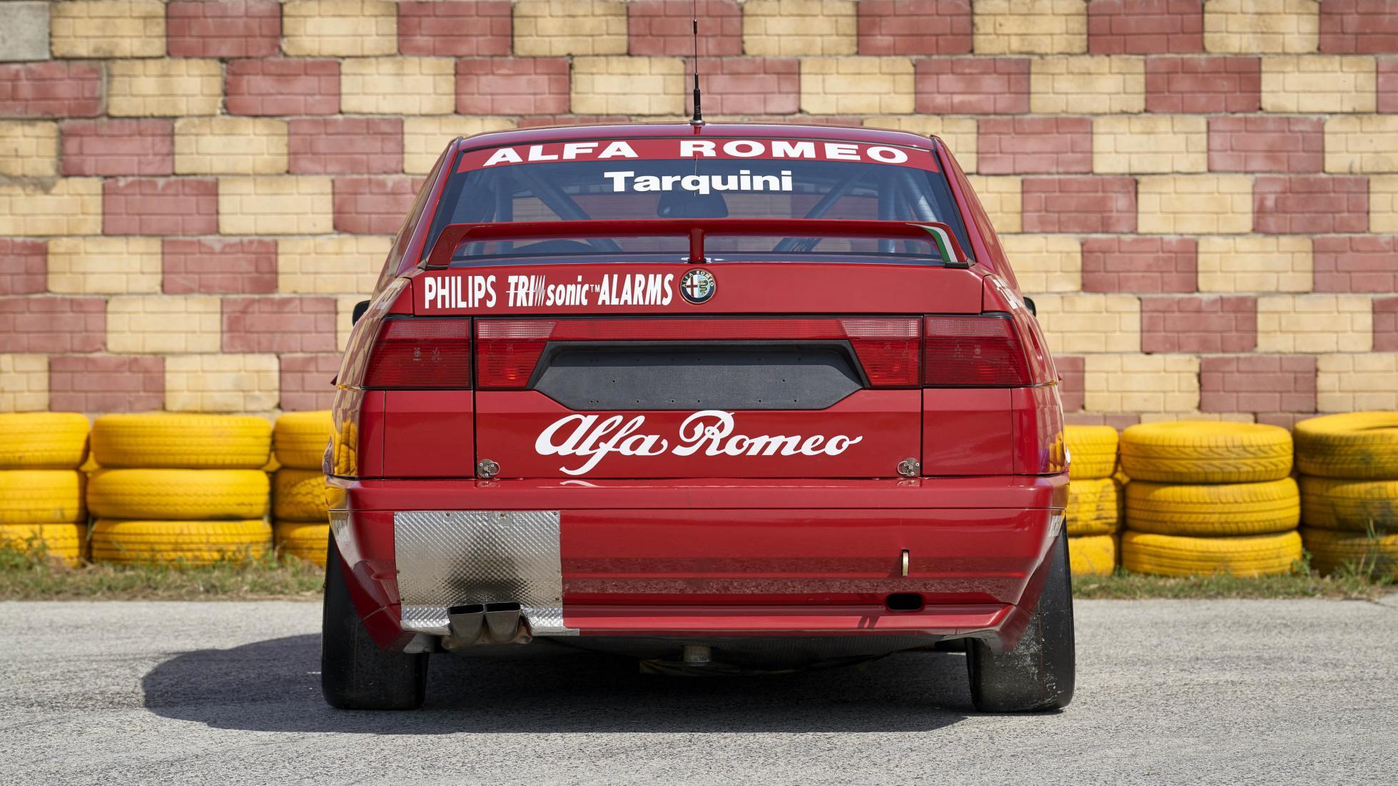 ALFA ROMEO 155 TS BTCC