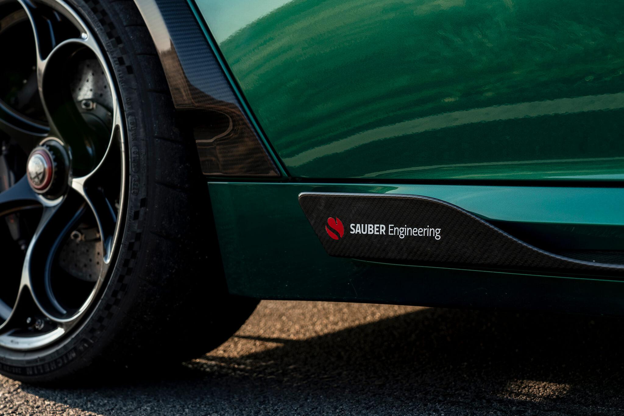 Emblema Sauber Engineering