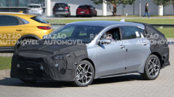 Kia Proceed 2021 fotos-espia