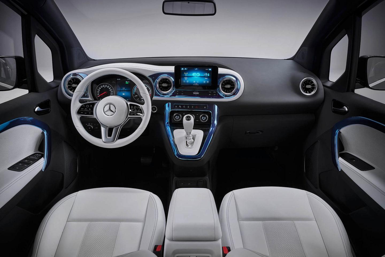 Interior Mercedes-Benz EQT