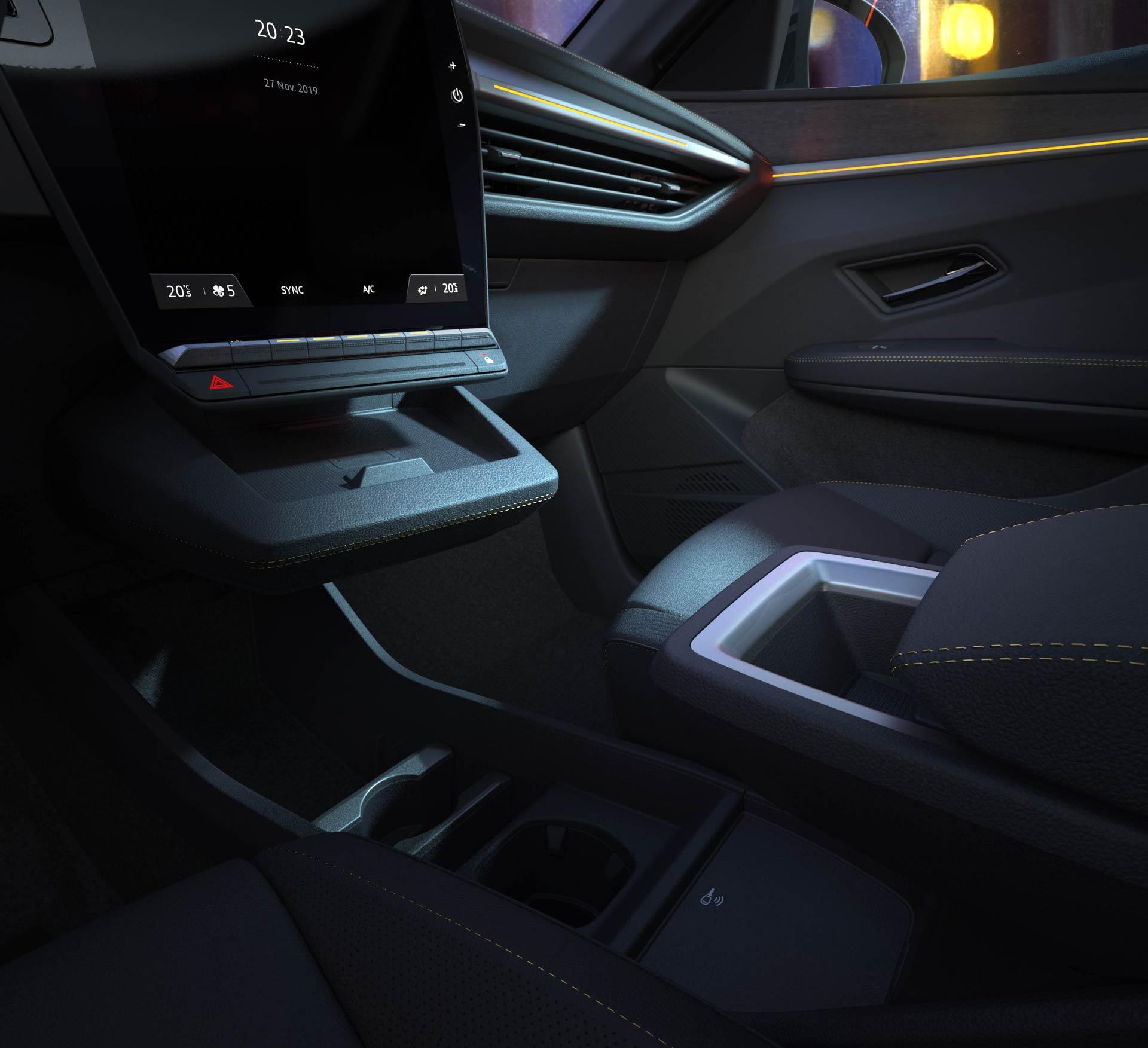 Renault Mégane E-Tech Electric 2021