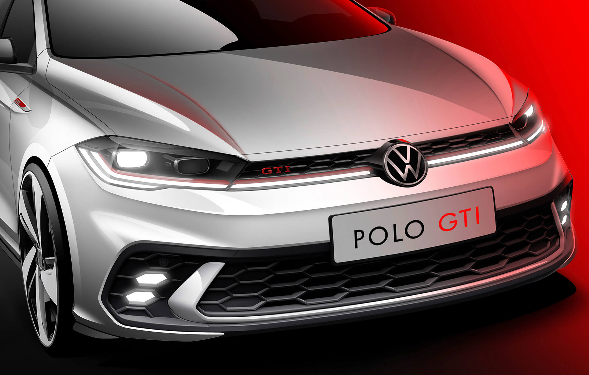 Volkswagen Polo GTI teaser