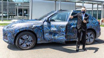 Maserati Grecale Carlos Tavares