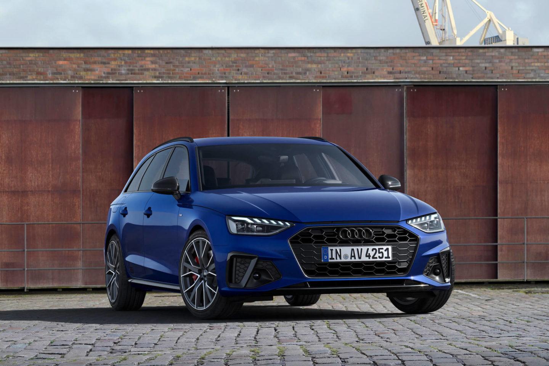 Audi A4 Avant S competition plus