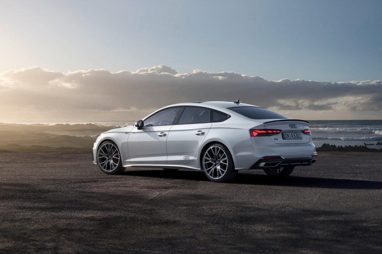 Audi A5 S competition plus
