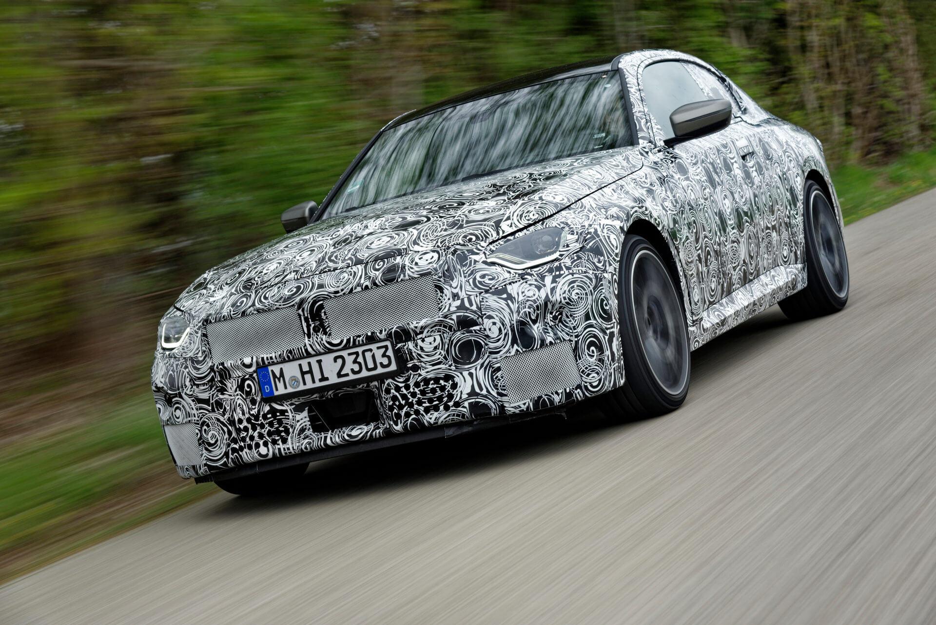 BMW Série 2 Coupé G42