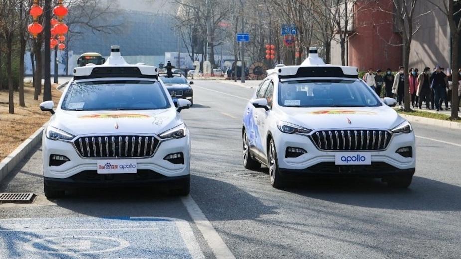 Baidu Apollo Táxis-robô