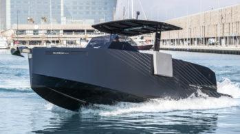 CUPRA De Antonio Yachts D28 Formentor