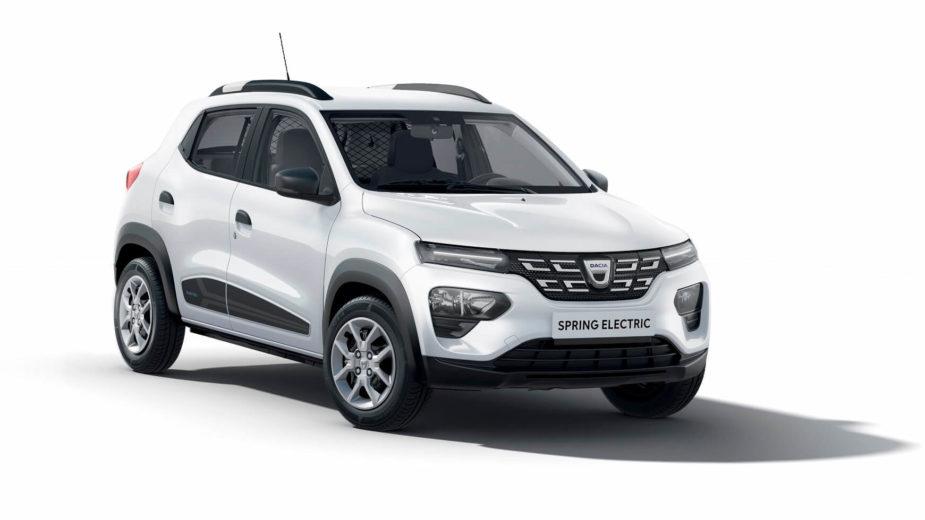 Dacia Spring Cargo