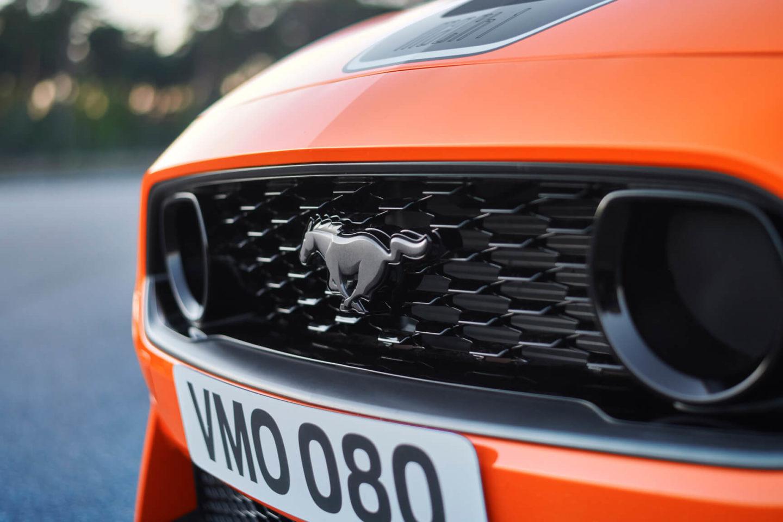 Grelha Mustang Mach 1