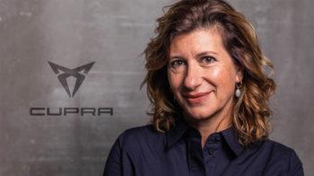 Francesca Sangalli, diretora de Cores & Materiais na SEAT e CUPRA
