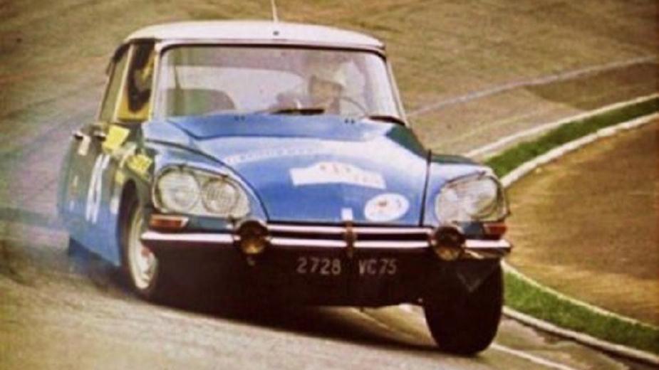 Francisco Romãozinho — Citroën ID 20