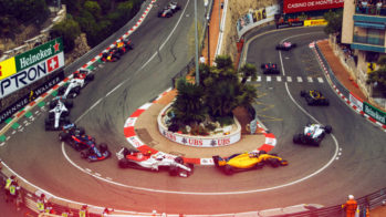 GP Monaco 2019