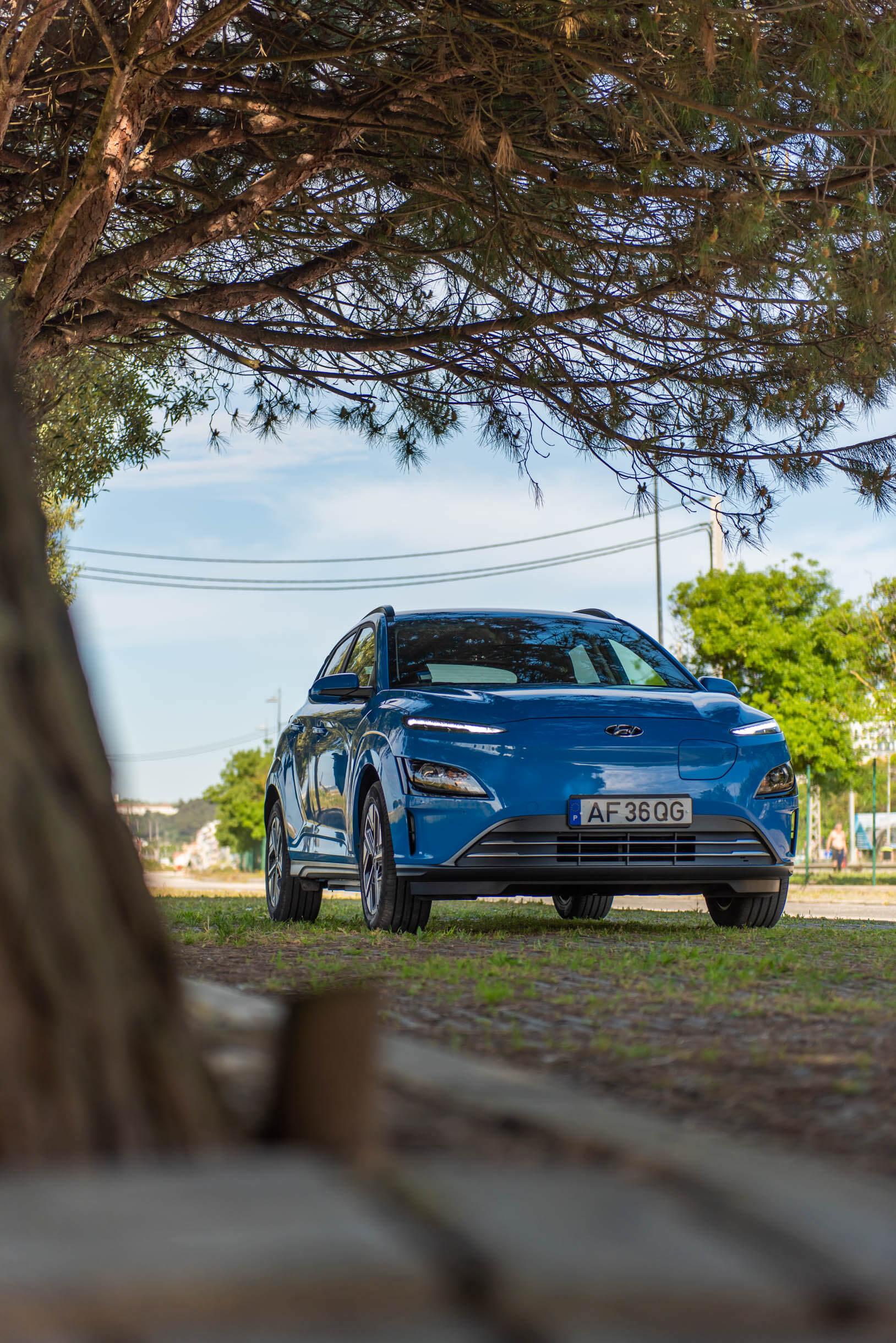 Hyundai Kauai EV 39 kWh