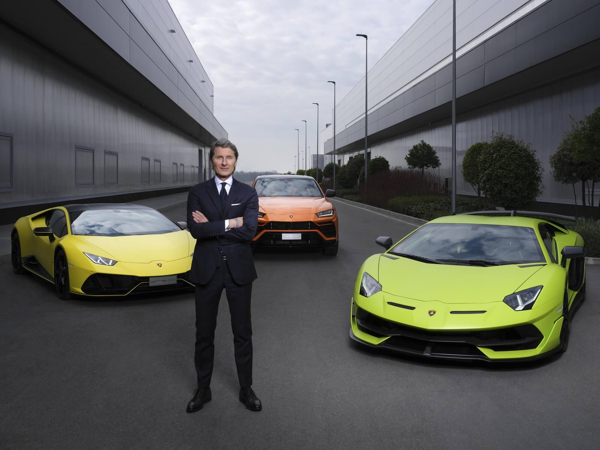 Lamborghini futuro