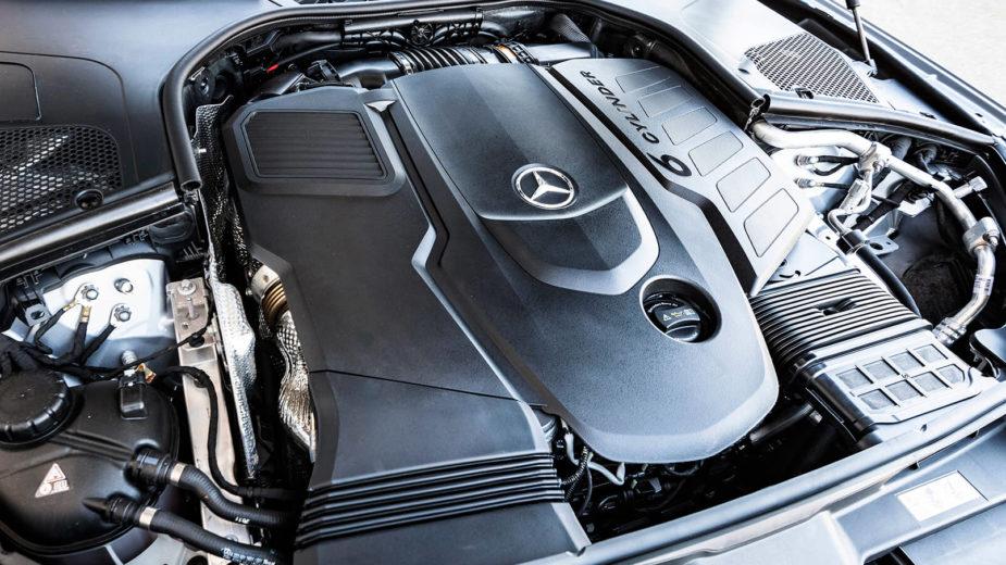Mercedes-Benz S 400 d W223