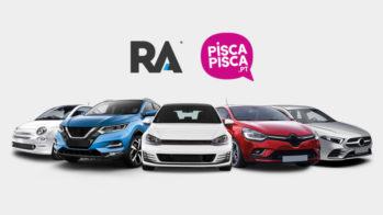 Pisca Pisca - Razão Automóvel