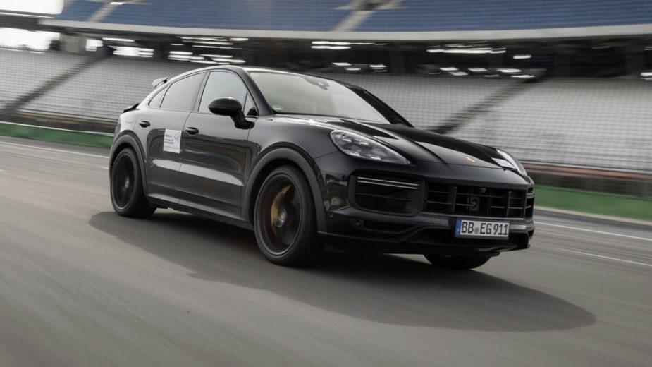 Porsche Cayenne protótipo