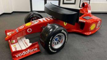 Simulador Ferrari