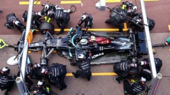 Valtteri Bottas - GP Monaco F1-2