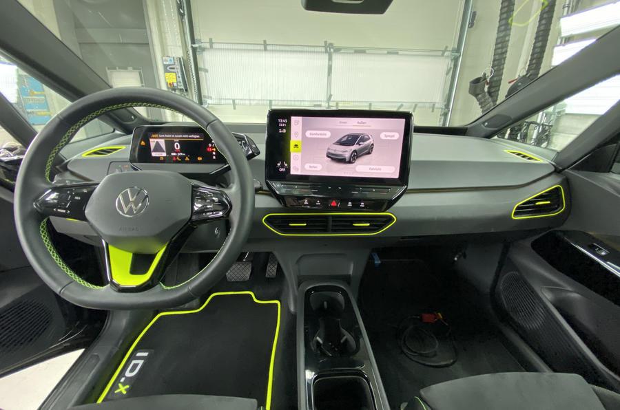 Volkswagen ID X