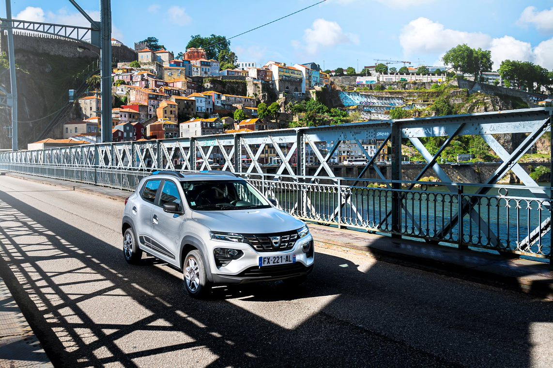 Dacia Spring Porto