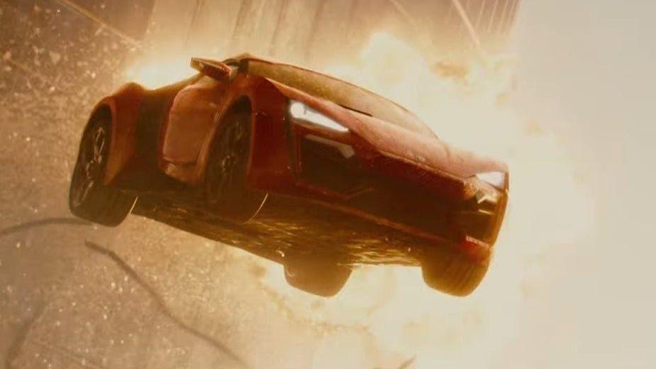 Lykan HyperSport Fast Furious 7