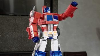 optimus prime robosen