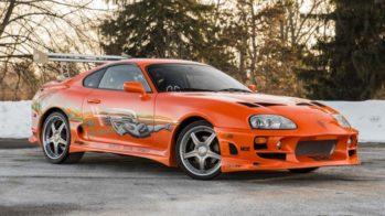 Toyota Supra A80 Velocidade Furiosa