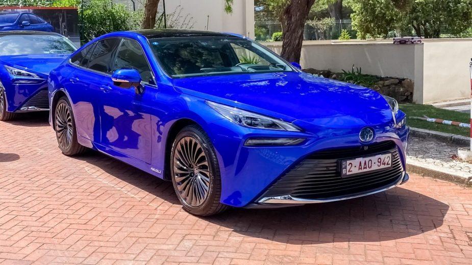 Toyota Mirai em Portugal