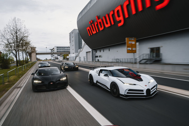 Bugatti Nürburgring