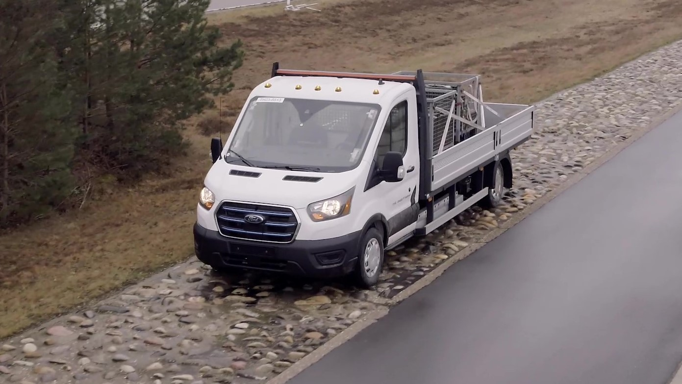 Ford E-Transit 3