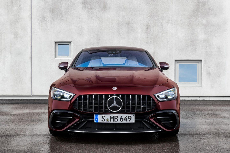 Mercedes-AMG GT Coupé 4 Portas