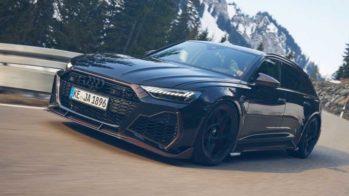 Audi RS 6 Avant Johann Abt Signature Edition