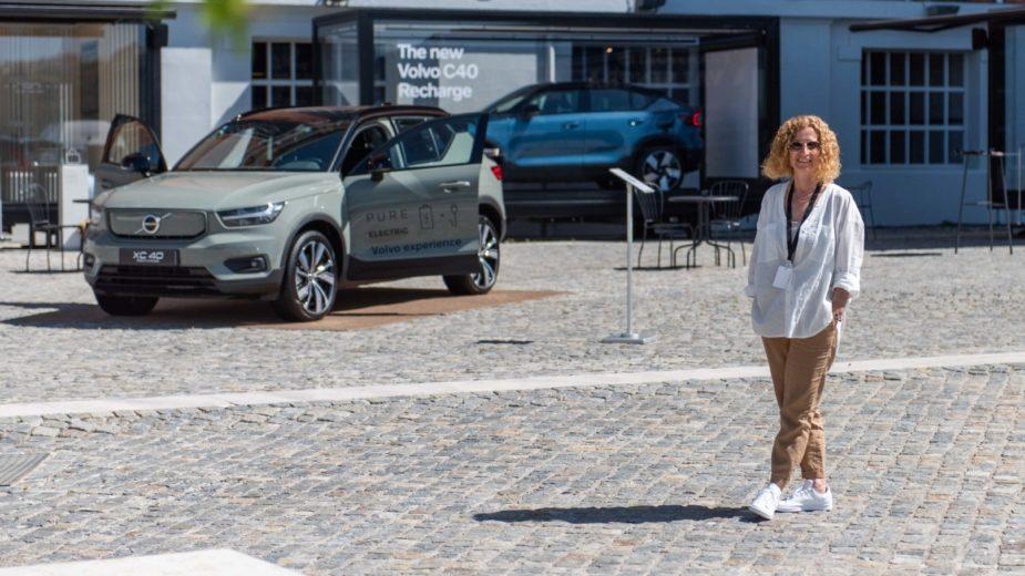 Aira de Mello Volvo Portugal