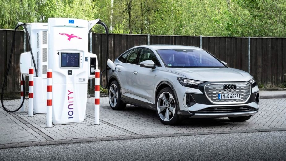 Audi elétricos