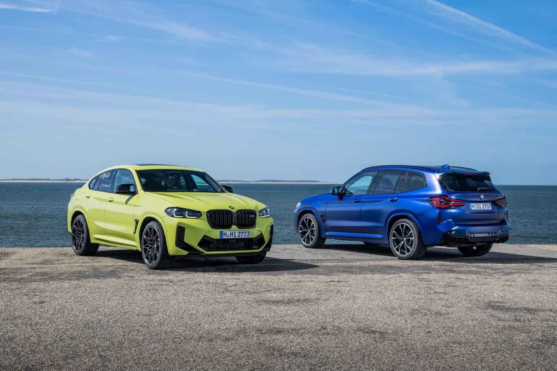 BMW X3M e X4 M