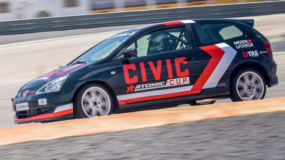 Civic Atomic Cup