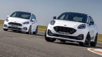 Ford Fiesta ST e Puma ST Mountune