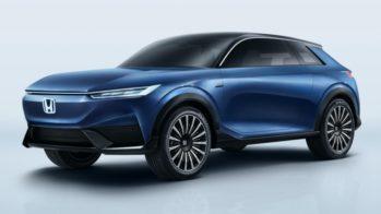 Honda e: concept
