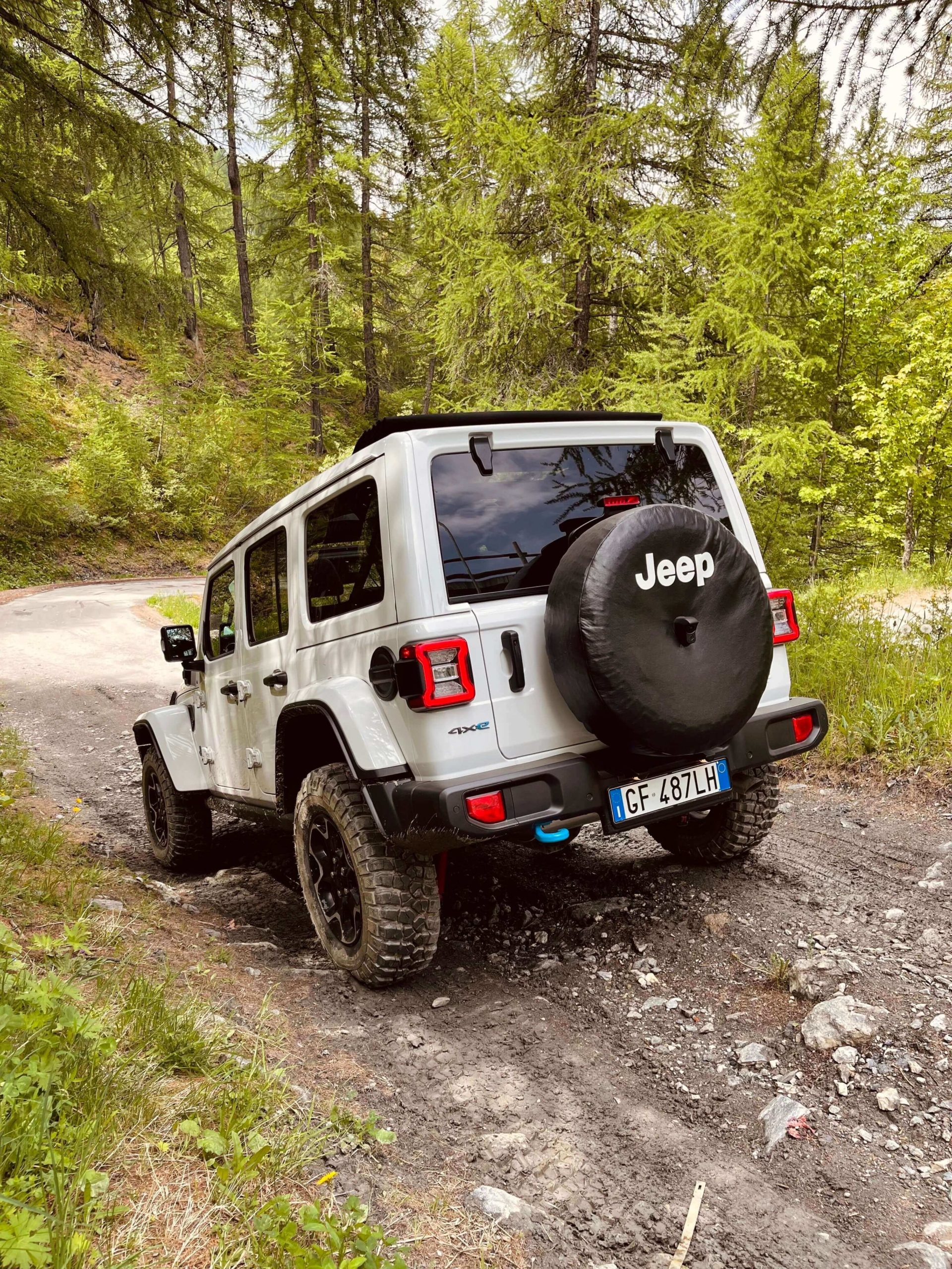JeepWranger4xeRubicon