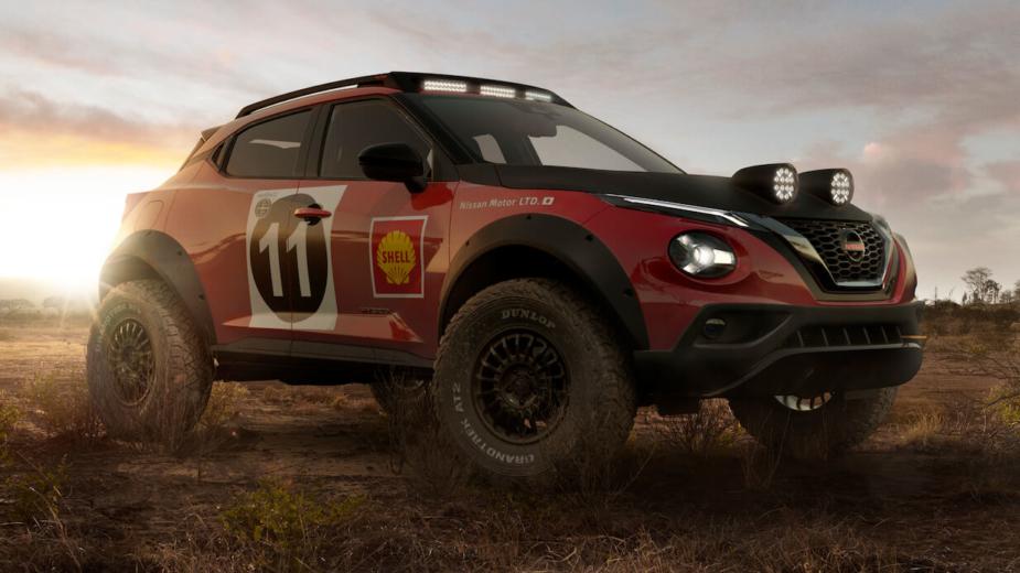 JUKE Rally Heritage Concept 5