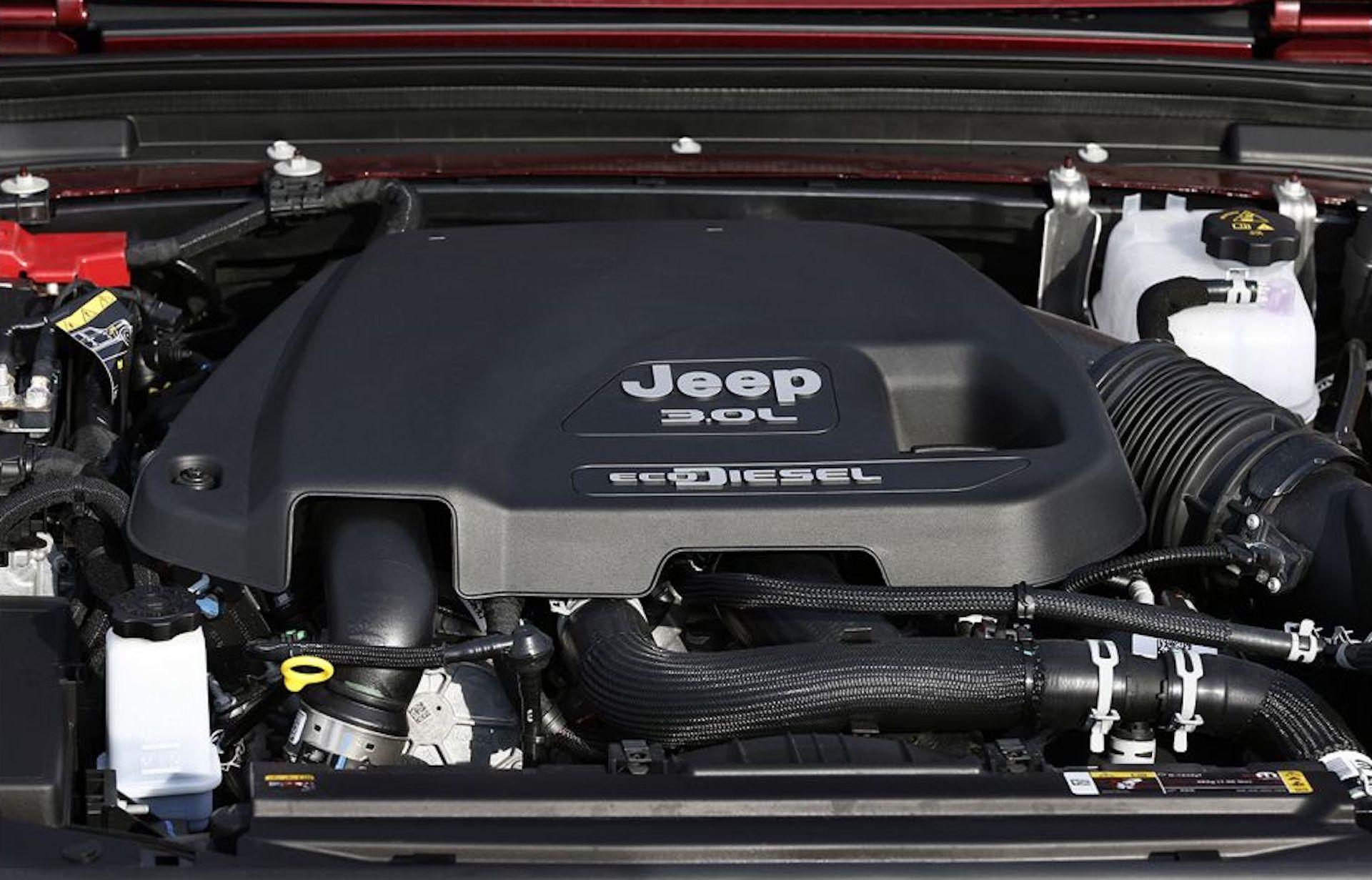 Jeep Gladiator V6 3.0 diesel