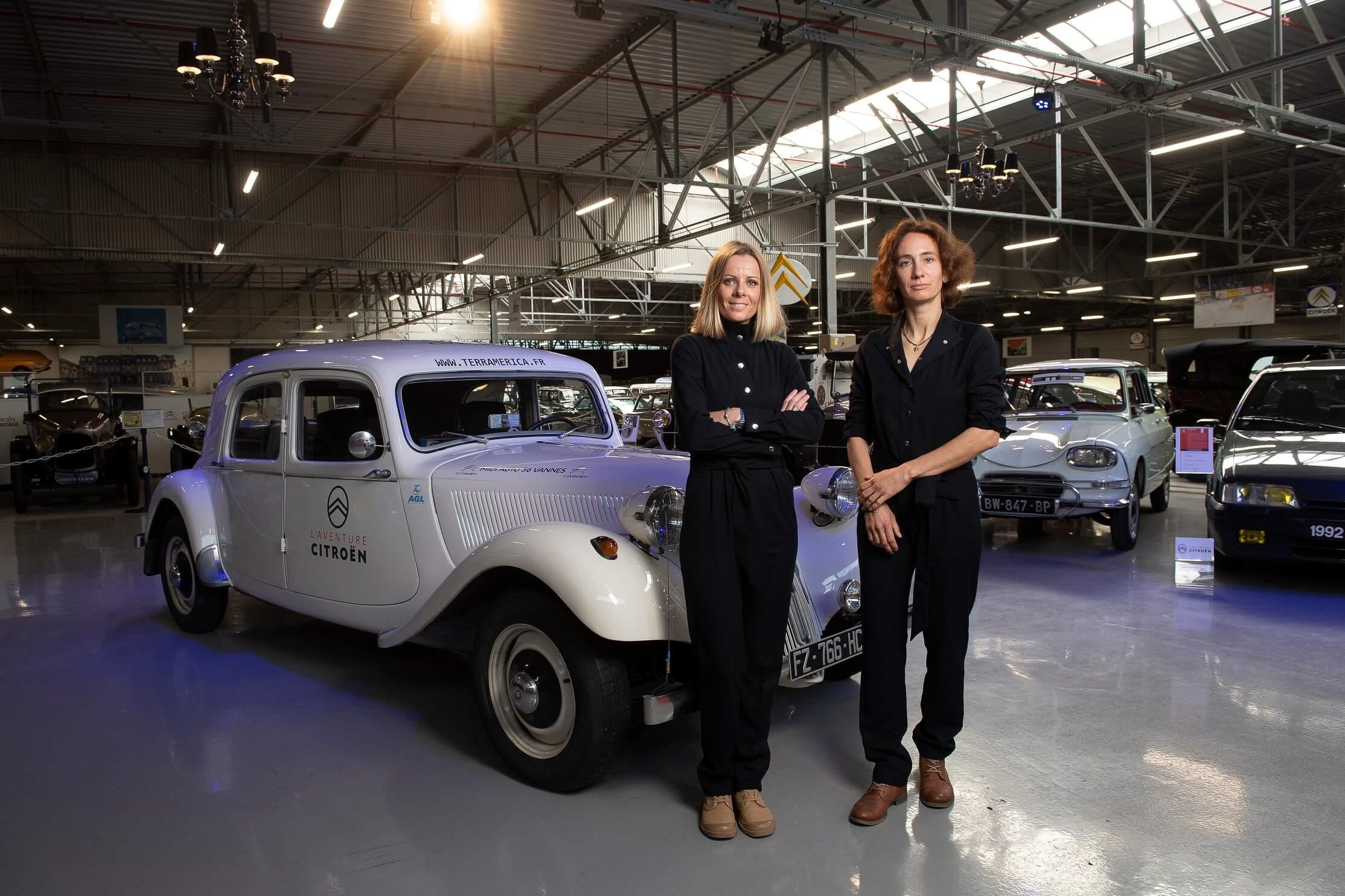 L'Aventure Citroën Terra America