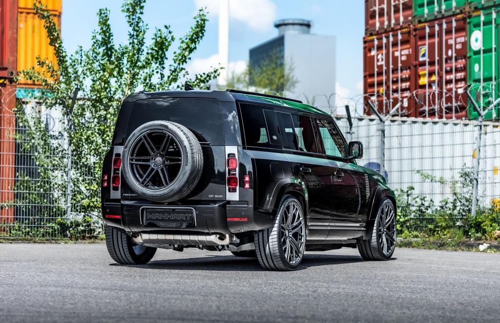 Land Rover Defender Manhart